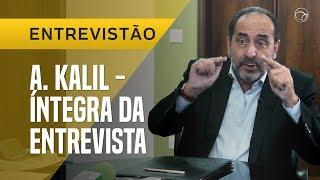 """ALEXANDRE KALIL: """"ESQUECE COPA DO MUNDO PRO BRASIL""""   ENTREVISTÃO"""
