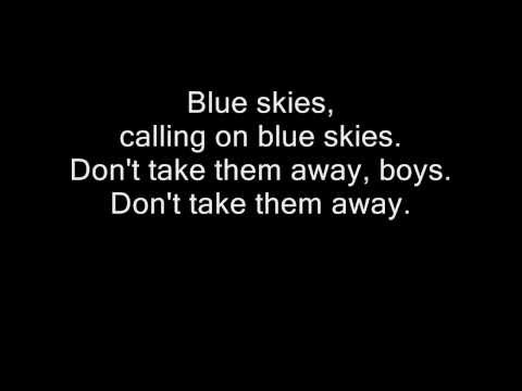 Blue October - Blue Skies