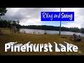 Pinehurst Lake Camping Trip