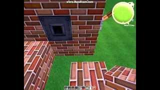 Як зробити кулемет в minecraft