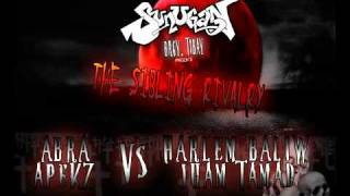 SUNUGAN THE SIBLING RIVALRY ABRA APEKZ VS. HARLEM JUAN TAMAD