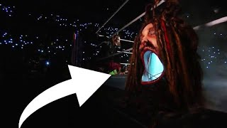 True Story Behind Bray Wyatt's Head Lantern