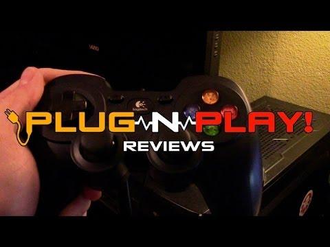 Plug N Play EP2 - Logitech F310 Gamepad Review