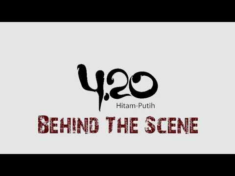 BEHIND THE SCENE Fourtwnty - Hitam Putih Video Music (Reverse Video Fan Made)