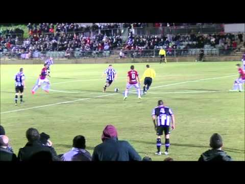 Tom Love Wonder Goal - Greatest  Goal of the FFA Cup Campaign