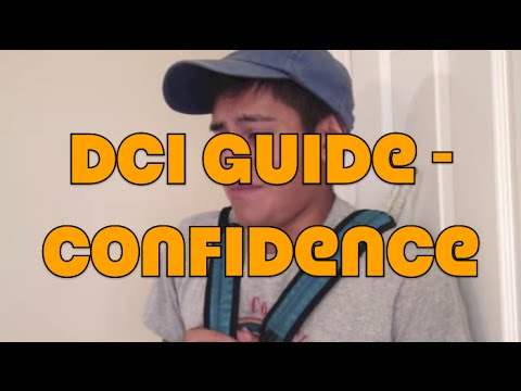 DCI Guide - Confidence
