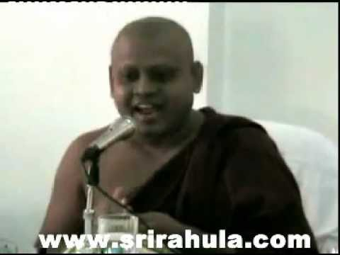 Rahula Himi  Sri Lankan Embassy In Jordan 2006-07-17 video