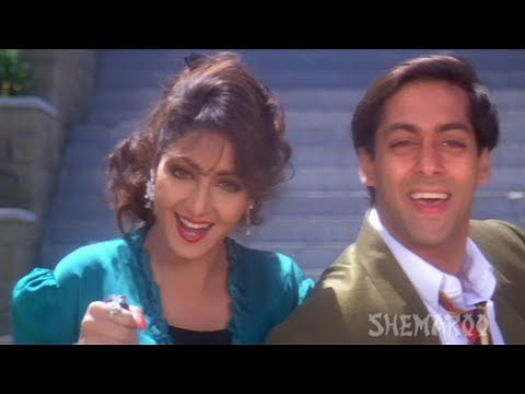 Chaand Ka Tukda - Part 11 Of 16 - Salman Khan - Sri Devi -Superhit...