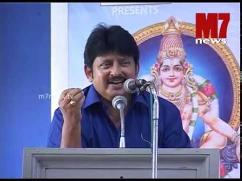 Rajasenan's new devotional album Swami Padam.... Ayyapa Padam.... Audio Release