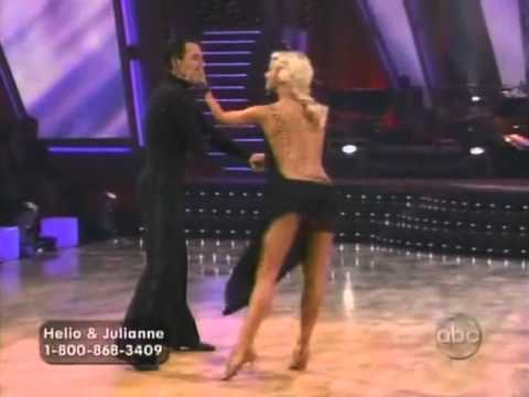 Hélio Castroneves & Julianne Hough - Rumba