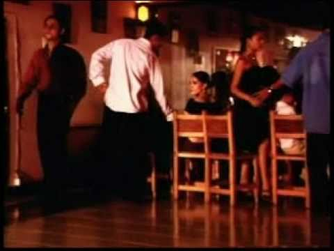 Milonga Celestial (Tango) dancing cantando Roberto mancini.