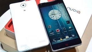 Nubia Z5 Hands On Review - Engadget