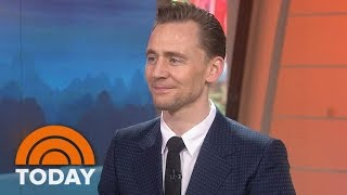Tom Hiddleston On