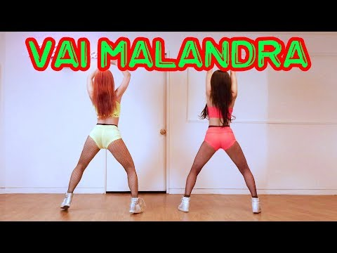 Twerking Anitta, Mc Zaac, Maejor - Vai Malandra cover dance WAVEYA