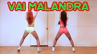 download musica Twerking Anitta Mc Zaac Maejor - Vai Malandra cover dance WAVEYA