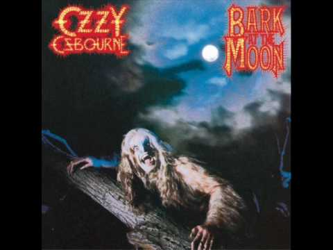 Ozzy Osbourne-Bark At The Moon+Lyrics