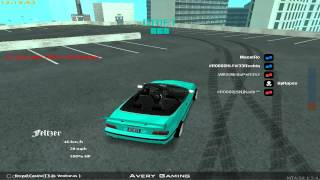 MTA - Otopark Drift|Bmw E36 M3|Avery Gaming