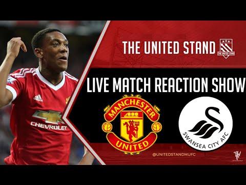 Manchester United Vs Swansea 2-1| Martial & Rooney goals Win it!!