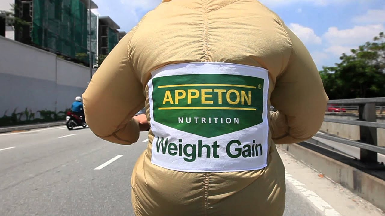 Appeton Weight Gain Test Film