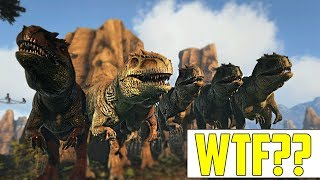 Top 5 RAIDS OF ALL TIME - Ark: Survival Evolved