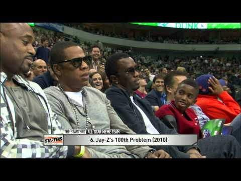 Top 10 Meme Team Moments in NBA All-Star History