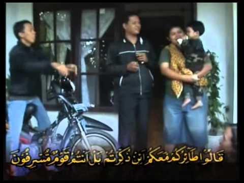 Qiroah Yasin H. Muammar Za video