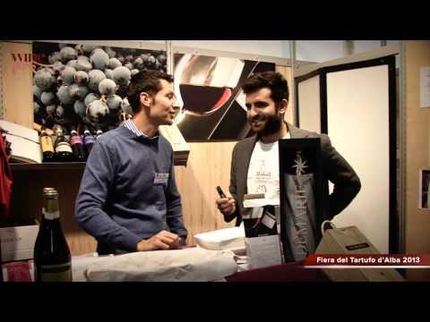 Alba Truffle Fair 2013 - Flash Interview - Demarie Winery