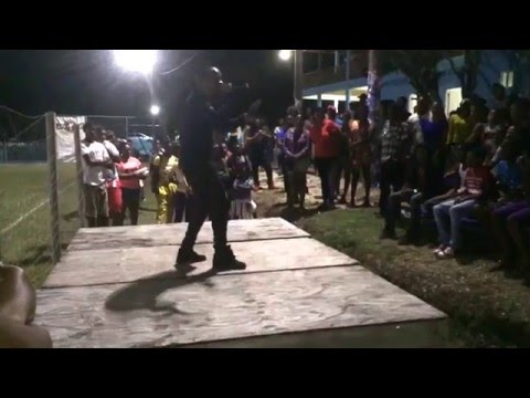 Cyanide live performance in Jamaica 2016 , watch Di money