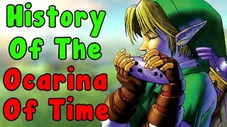 The History Of The Ocarina Of Time (The Legend Of Zelda Ocarina Of Time And Majora's Mask)