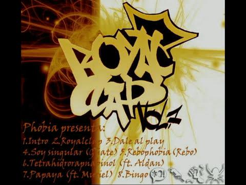 Phobia-Bingo (Royal Clap Vol.1) 2010