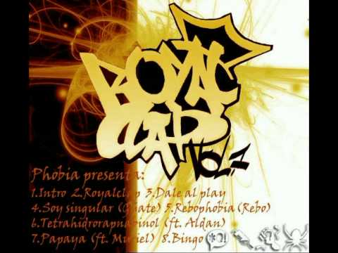 Phobia-Bingo (Royal Clap Vol.1) 2010
