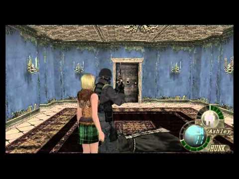 Resident evil 4 Detonado Hunk- Parte 10 Não posso mais chamar Leon de Gay :(