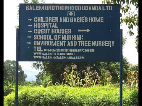 Einblicke in den Alltag in SALEM-Uganda