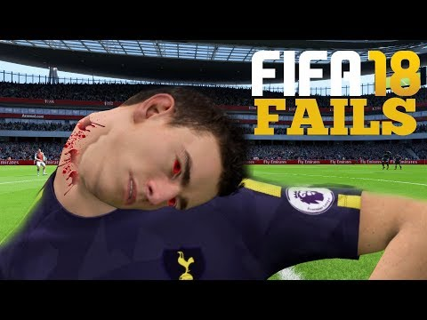 ✦ Best FIFA 18 Fails Compilation ✦