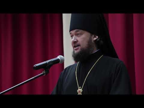 130718 Архипастырь посетил торжественный акт по случаю 75 летия основания УлГАУ им Столыпина