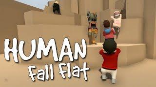 Human Fall Flat - Wait For Me Friends... [ONLINE]