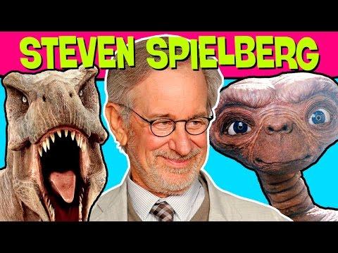 STEVEN SPIELBERG! (JURASSIC PARK, TUBARÃO) - TUDO SOBRE