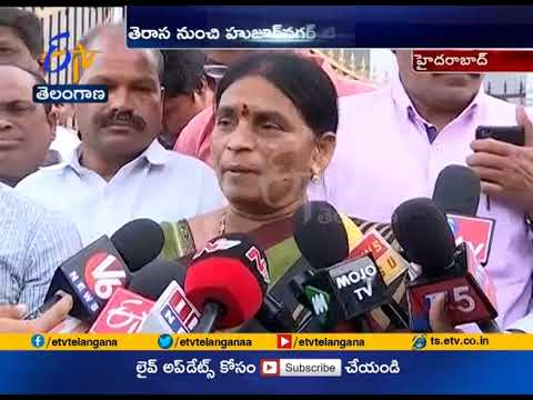 Minister Jagadish Reddy Baffling To My Ticket  | TRS Leader Shankaramma