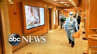 Cruise ship passengers stranded as concerns over spread of coronavirus grow | ABC News