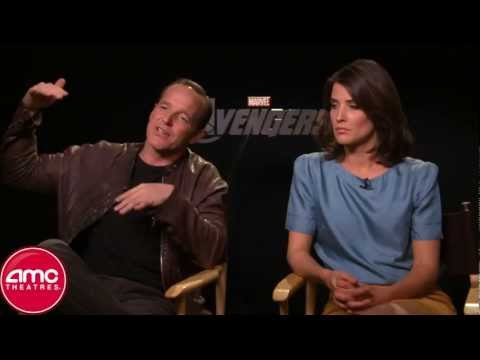 AVENGERS Stars Clark Gregg and Cobie Smulders Talk With AMC