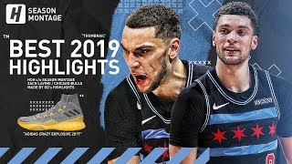 Zach LaVine BEST Highlights & Moments from 2018-19 NBA Season! CRAZY DUNKS!