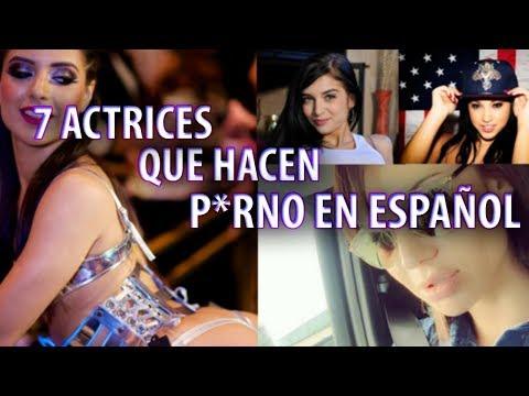 TOP 7: LAS  MEJORES ACTRICES PORNO EN ESPAÑOL  2018  ( ͡° ͜ʖ ͡°)(LAS MEJORES A NIVEL INTERNACIONAL)