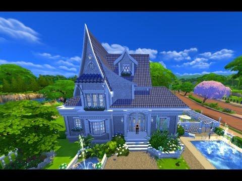 The Sims 4 Дом с «питомцем»