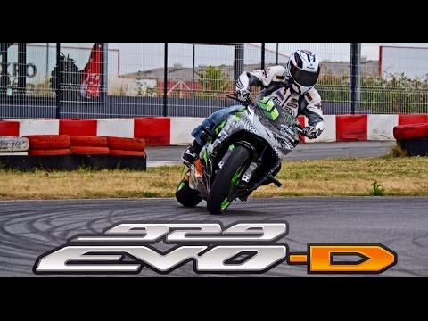 929 Evo D   Drift Bike Build   Ride    Mk Concept  Acrobike's 22