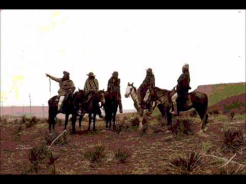 Apache war song