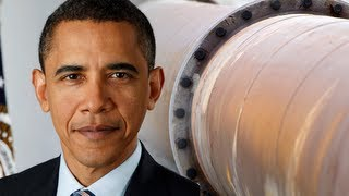 Obama Hints At Shift On Keystone Pipeline 8/4/13