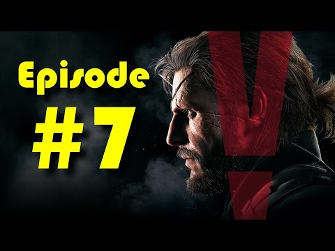 The Daily JAM - Metal Gear Solid 5: The Phantom Pain - Ep. #7: Snake + Kaz 4evah