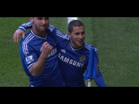 Eden Hazard | All Goals Season 2013-14 | English Commentary [HD]