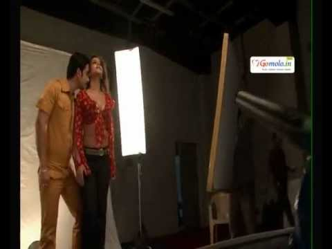 Making of The Dirty Picture poster