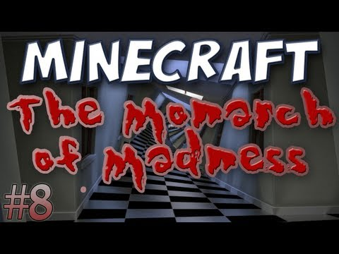 Minecraft - Monarch of Madness Part 8: Swimming Puzzle Music Videos